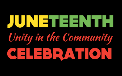 Juneteenth Unity in the Community Celebration